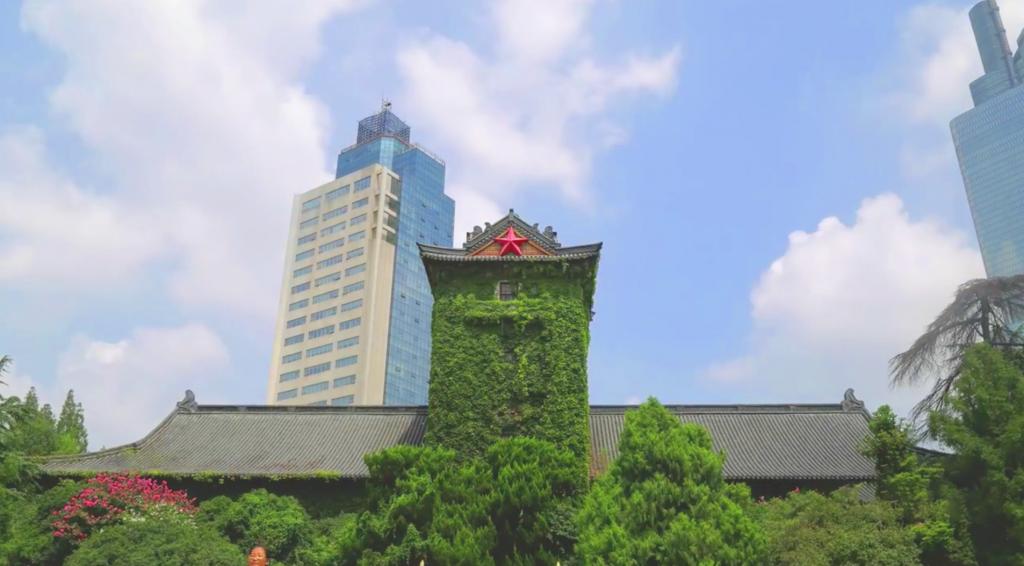 南京大学风景